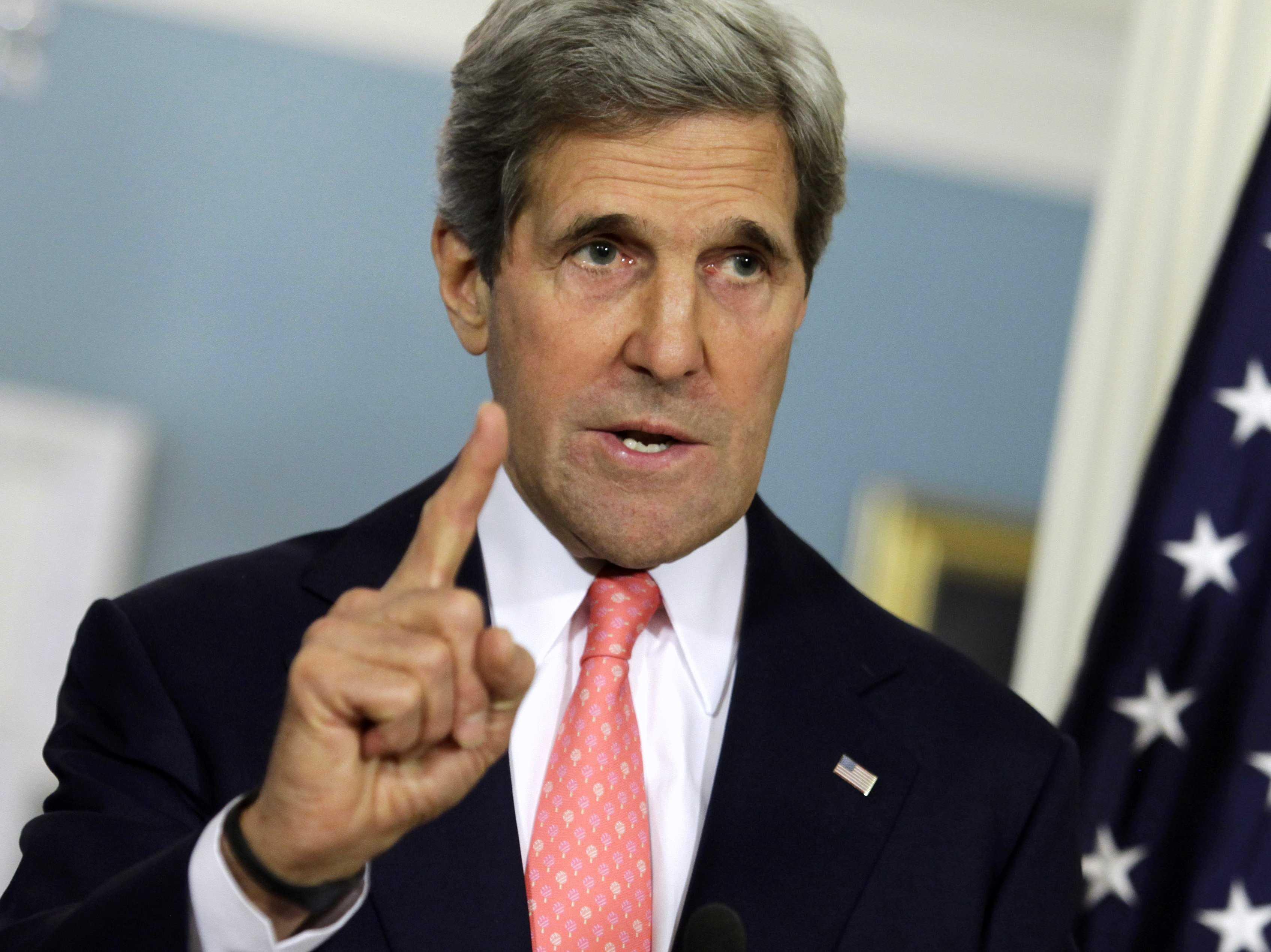 Ukraine Crisis: US Secretary of State Pressures Russia - GEOPOLITICA.info
