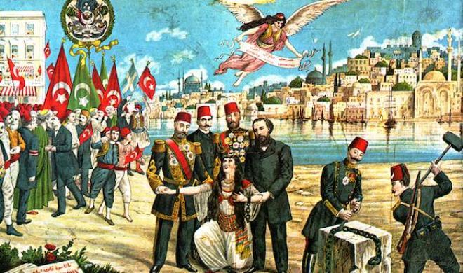 L'Impero ottomano dal Congresso di Berlino alla Prima guerra mondiale - GEOPOLITICA.info