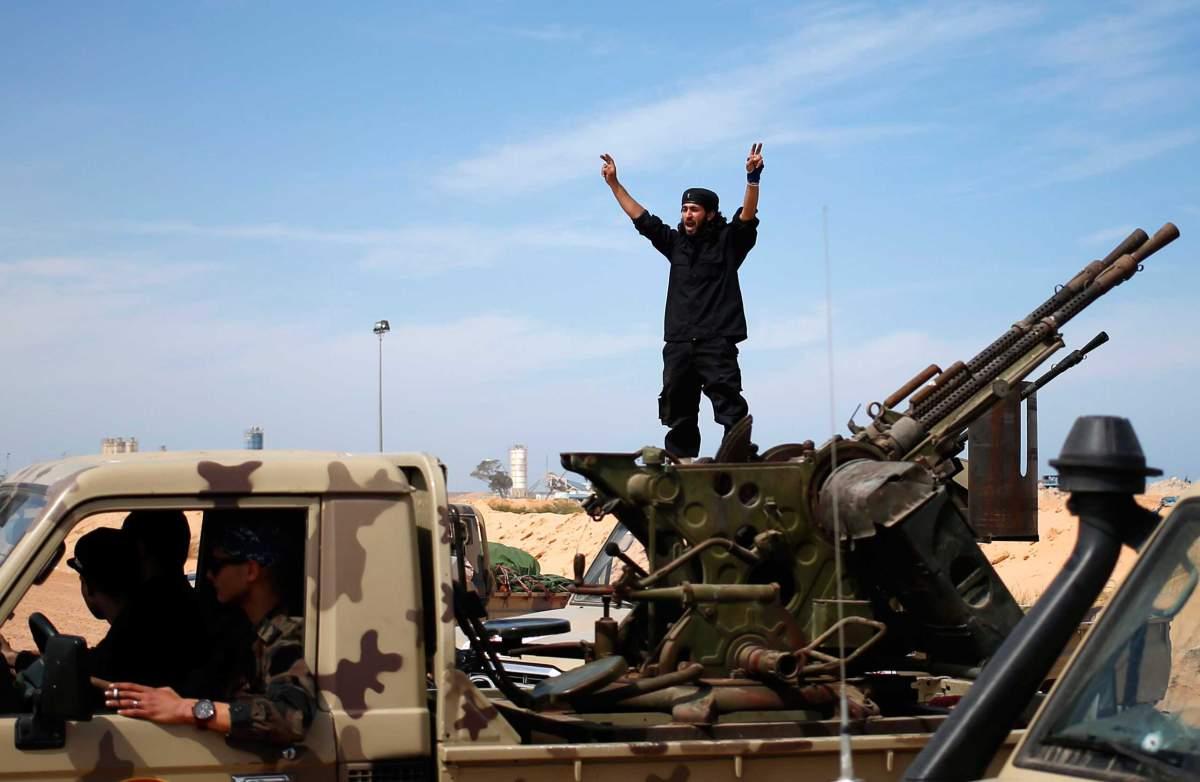 L'intervento egiziano nel caos libico e le vecchie tensioni tra il Cairo e Doha - Geopolitica.info