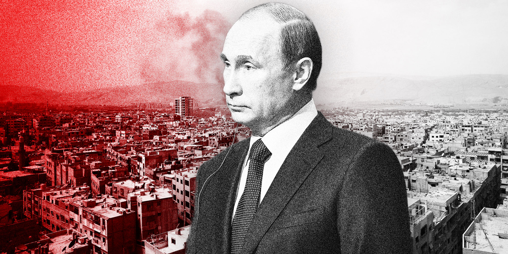 Does Putin have a plan for Syria? - GEOPOLITICA.info