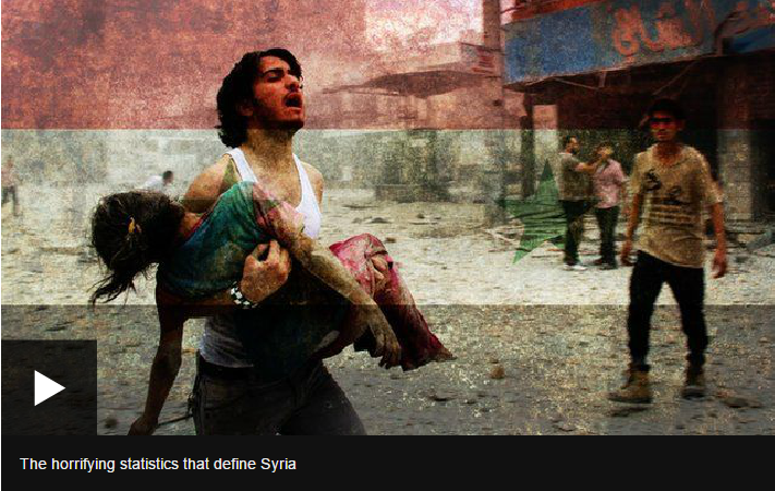 Russia rejects Syria war crimes claim over hospital attacks - GEOPOLITICA.info