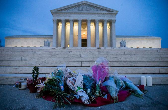 After Antonin Scalia's Death, Fierce Battle Lines Emerge - Geopolitica.info