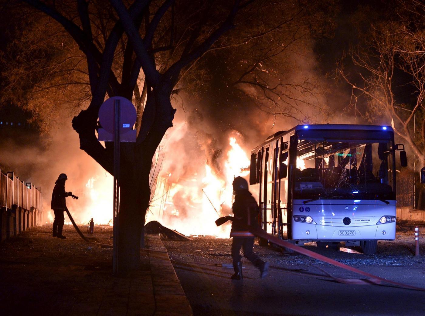 Strage di soldati in Turchia - GEOPOLITICA.info