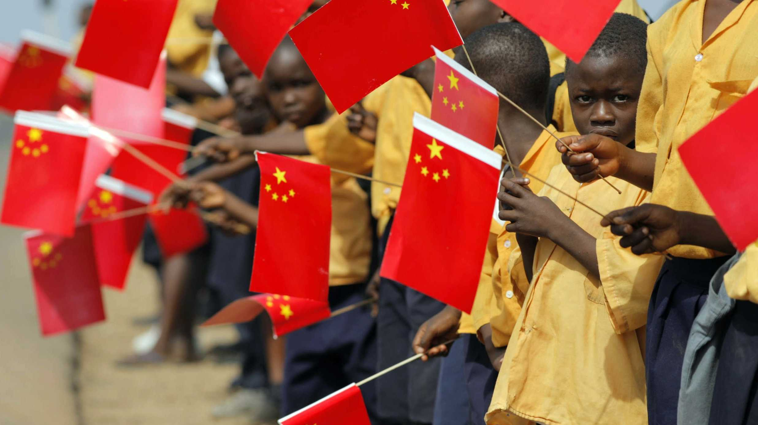 Cina-Africa: work in progress - GEOPOLITICA.info