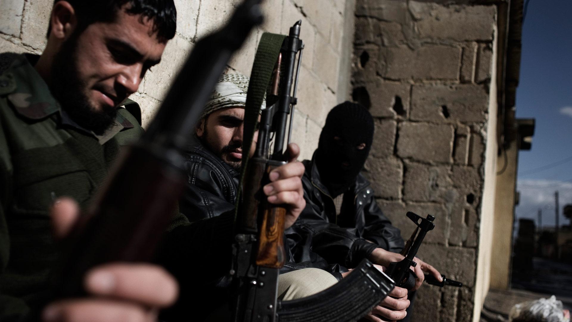 Syria's War: The Descent Into Horror - Geopolitica.info