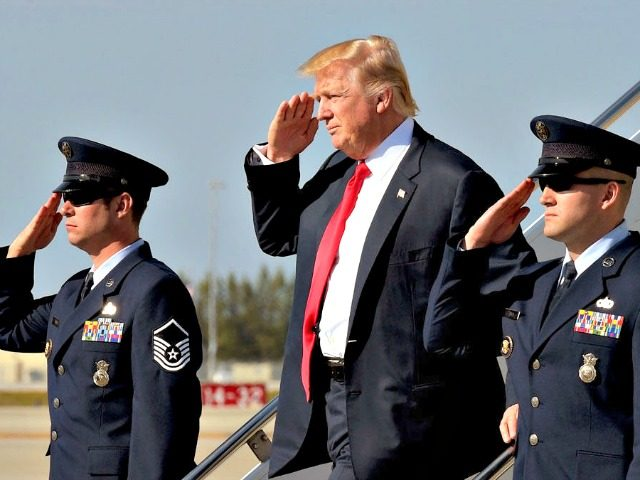 Trump to Seek $54 Billion Increase in Military Spending - GEOPOLITICA.info