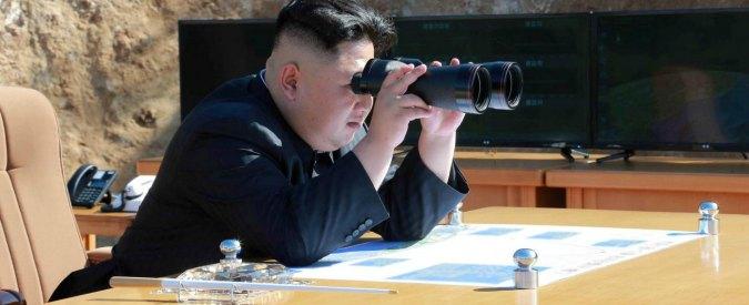 """Corea del Nord, """"Kim sposta missile verso la costa ovest"""". Seul comincia le manovre in mare. Putin: """"Isteria senza senso"""" - GEOPOLITICA.info"""