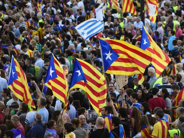 Catalan referendum: Voting begins amid police crackdown - GEOPOLITICA.info