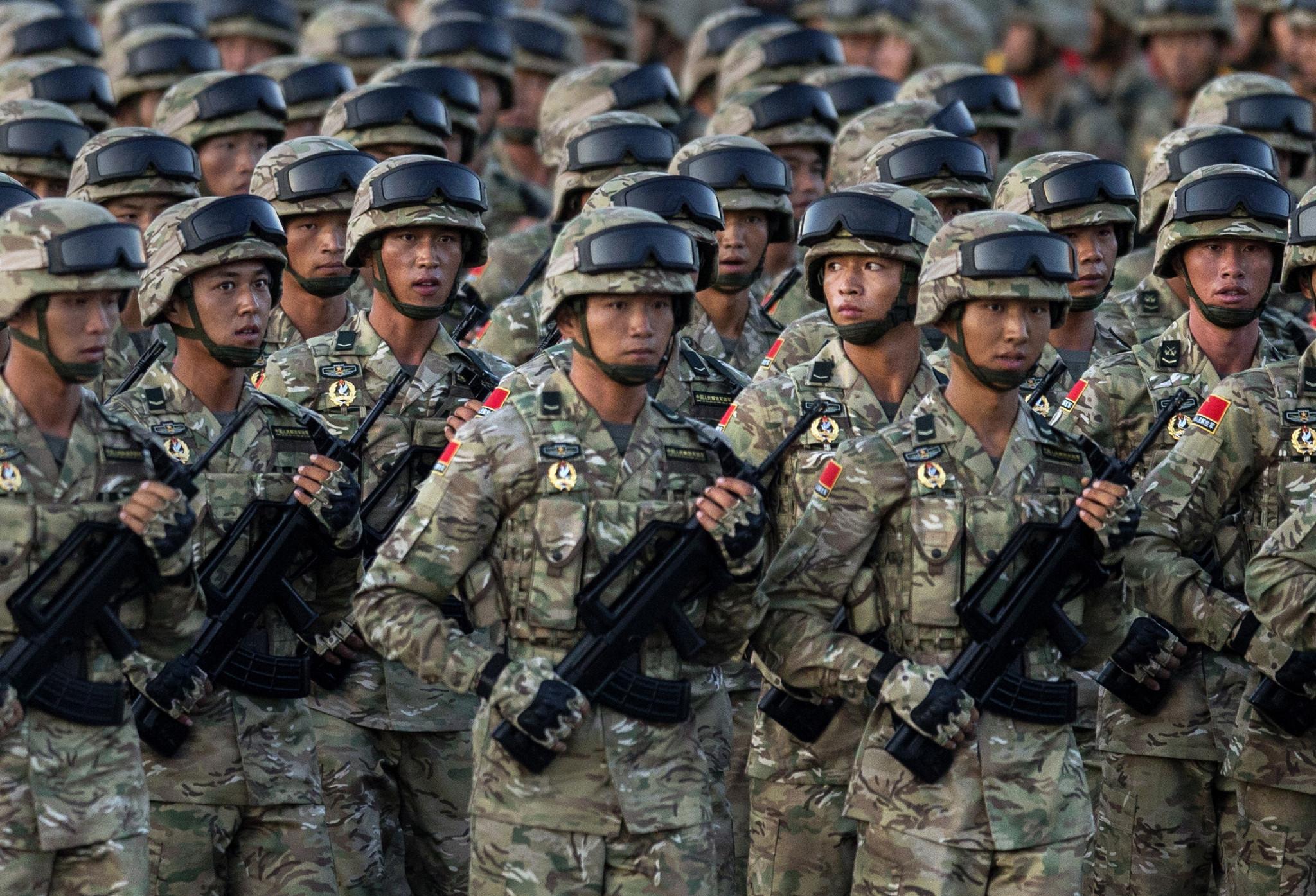L'Esercito di Xi: riforma ed obiettivi - GEOPOLITICA.info