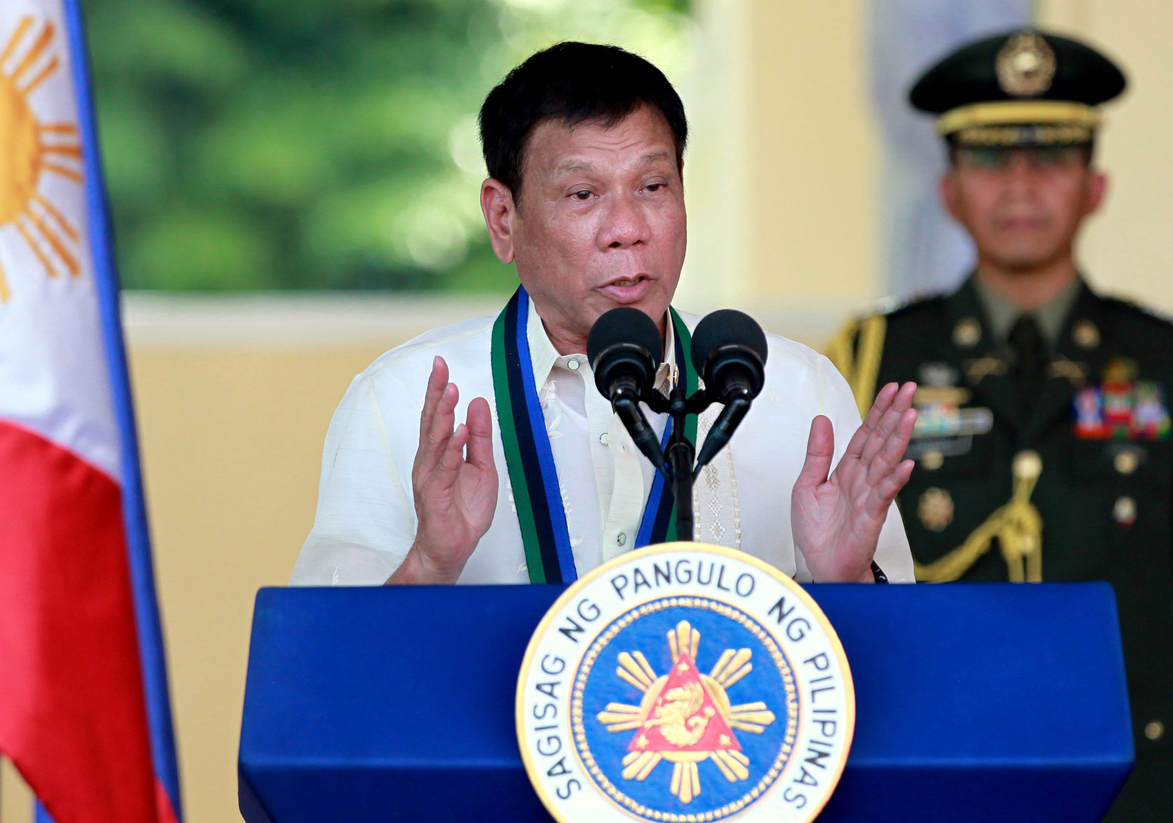 Rodrigo Duterte's war on drugs and the Philippines' withdrawal from ICC - GEOPOLITICA.info