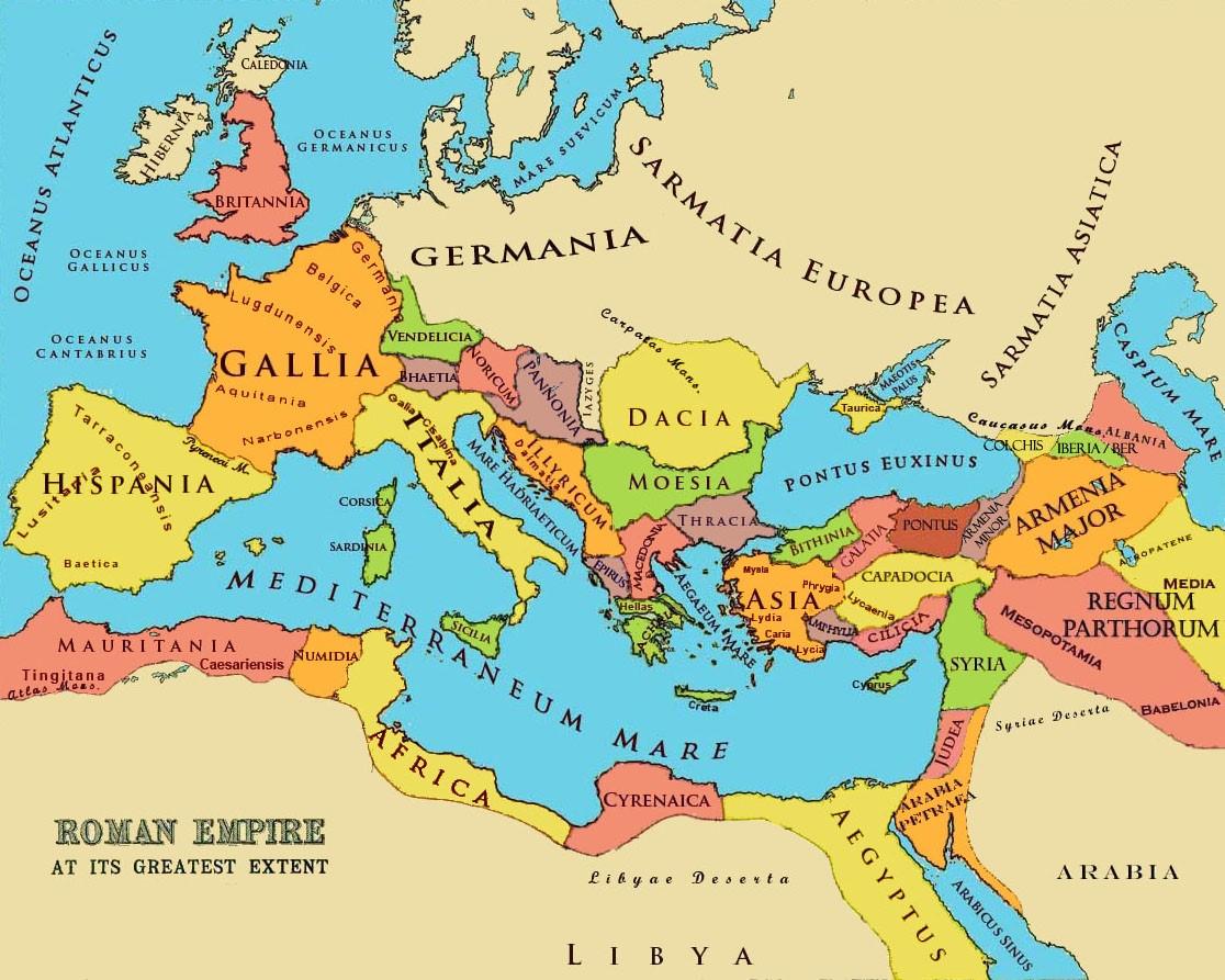 USA e impero romano: il rischio dell'interventismo? - Geopolitica.info