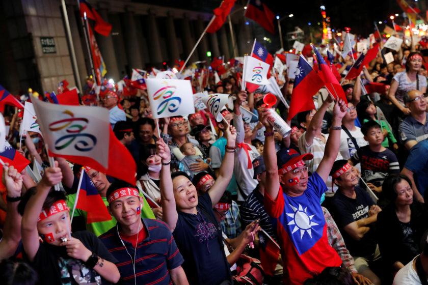 Il voto a Taiwan e la sconfitta del DPP di Tsai - GEOPOLITICA.info