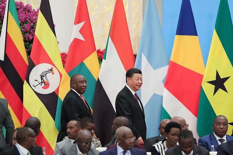 Morfologia dell'assistenza cinese allo sviluppo per l'Africa - GEOPOLITICA.info