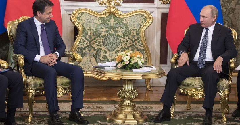 Italia-Russia: neutralità in metri cubi - Geopolitica.info