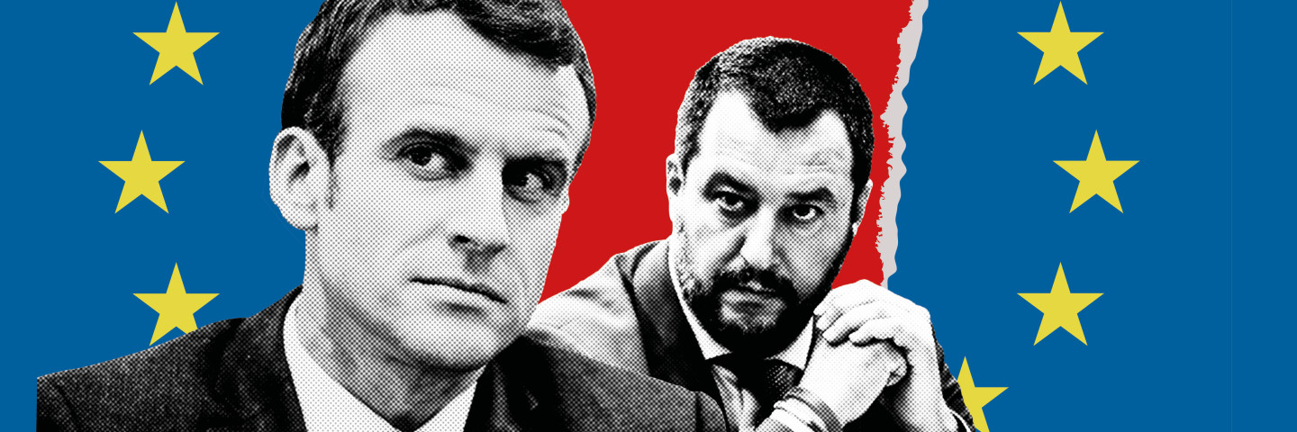 Macron v Salvini: the battle over Europe's political future - GEOPOLITICA.info