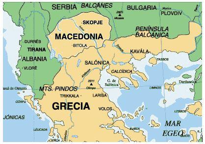 La controversia sul nome tra Grecia e Macedonia: la difficile soluzione negoziale - GEOPOLITICA.info