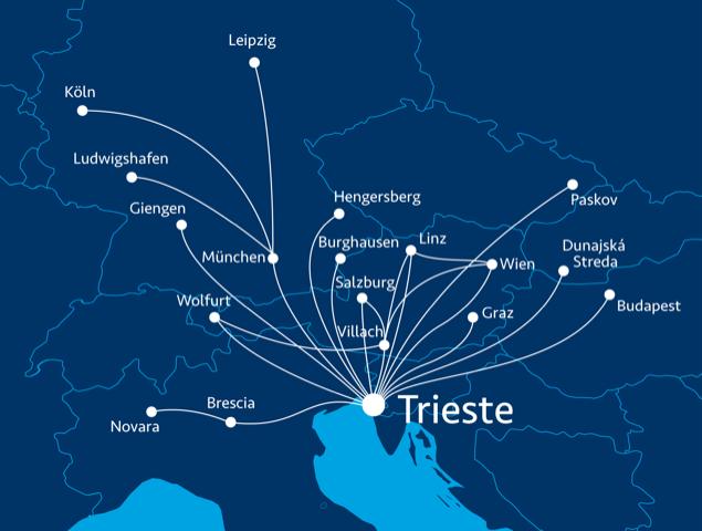 Gli occhi della Cina sul porto di Trieste - GEOPOLITICA.info