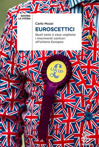 Euroscettici, un libro di Carlo Muzzi - Geopolitica.info