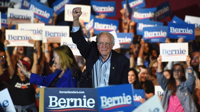 Bernie Sanders stravince in Nevada - Geopolitica.info