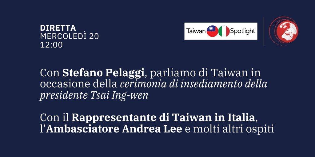 Diretta Facebook – Spotlight Taiwan - Geopolitica.info