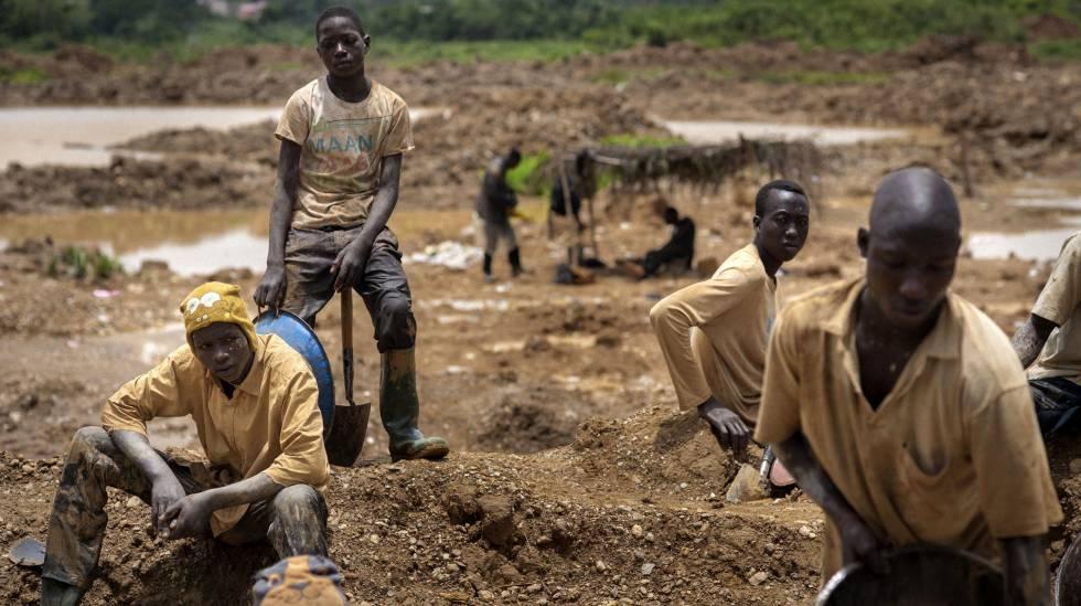 Lo sfruttamento nelle miniere della RDC a servizio della rivoluzione verde - Geopolitica.info