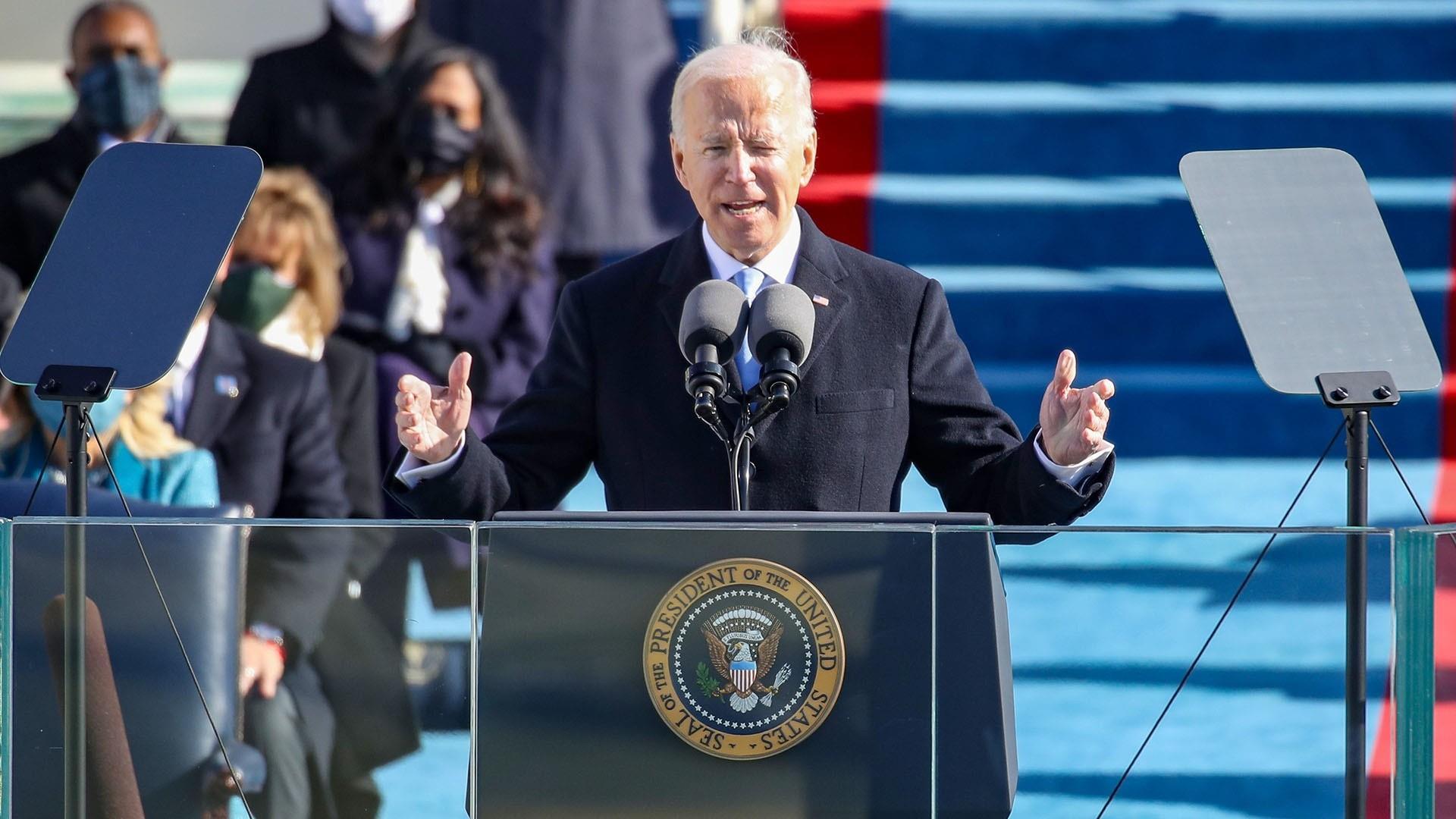 Joe Biden e l'Inaugural Address di un Paese in crisi - Geopolitica.info