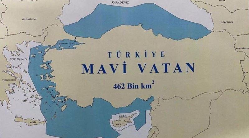 La Turchia e la dottrina della Patria Blu quale utile strumento per spiegare le sue politiche assertive nell'area Mediterranea con la riscoperta del potere del Mare - Geopolitica.info