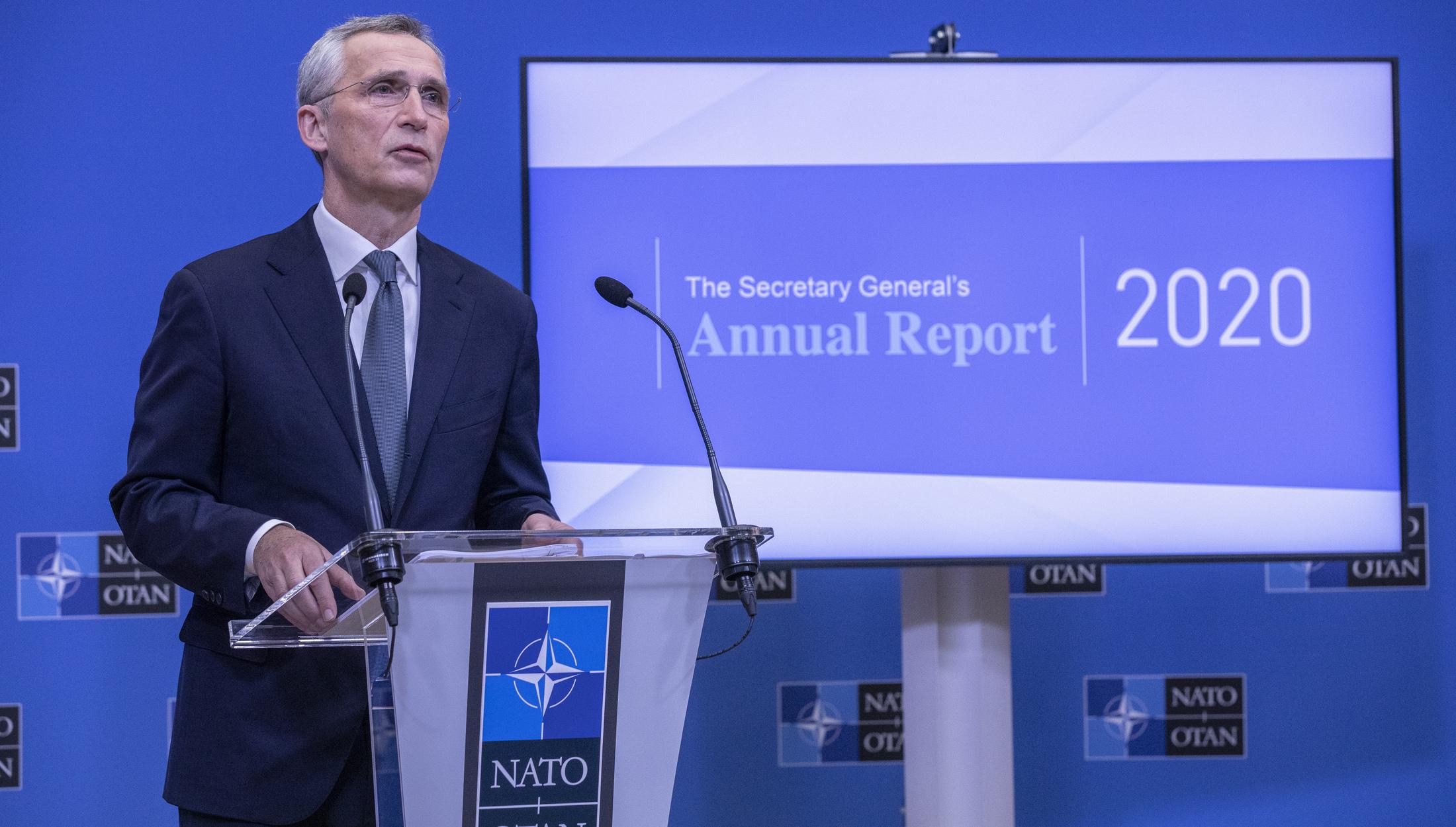 La NATO nell'anno della pandemia: il report del Segretario Generale - Geopolitica.info